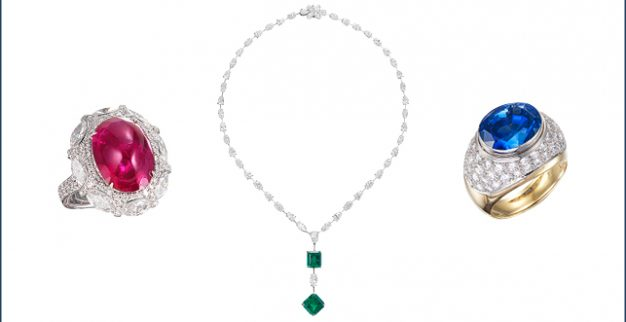 The Jewels Of The World Collection