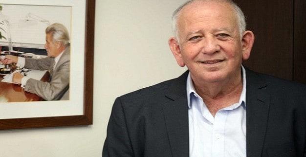 נשיא התאחדות תעשייני היהלומים קובי קורן