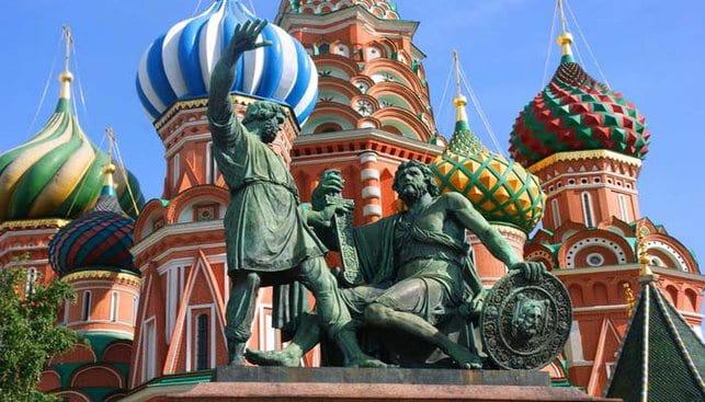 רוסיה היא בעיקר מרכז של כריית יהלומים