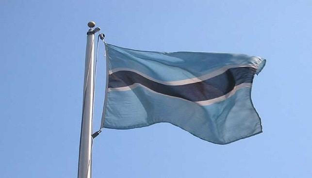 דגל בוצוואנה