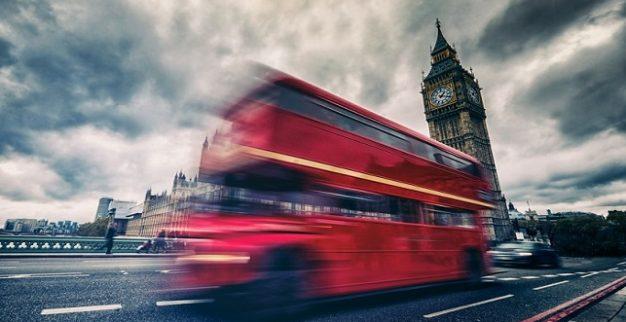 אוטובוס אדום קומות לונדון