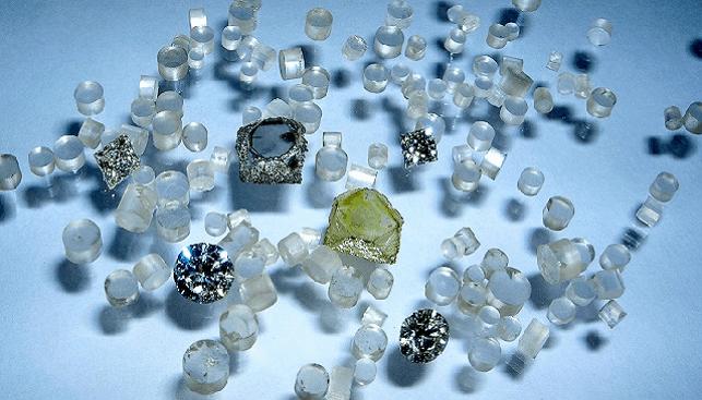 יהלומים סינתטיים יהלומי מעבדה
