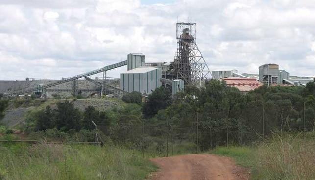 מפעל ההפרדה של מכרה פרמייר שבדרום אפריקה