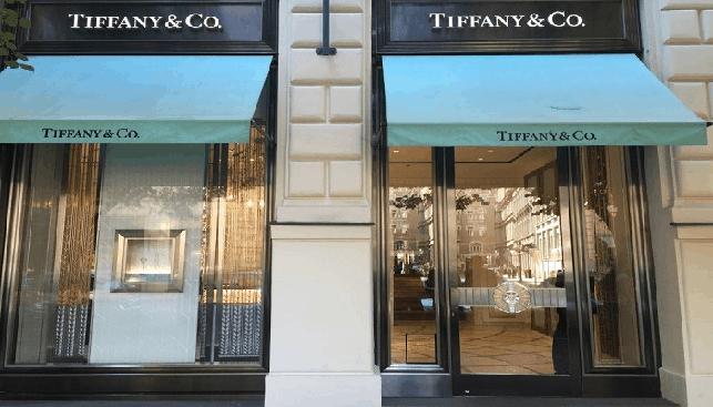 חנות של טיפאני בפארג