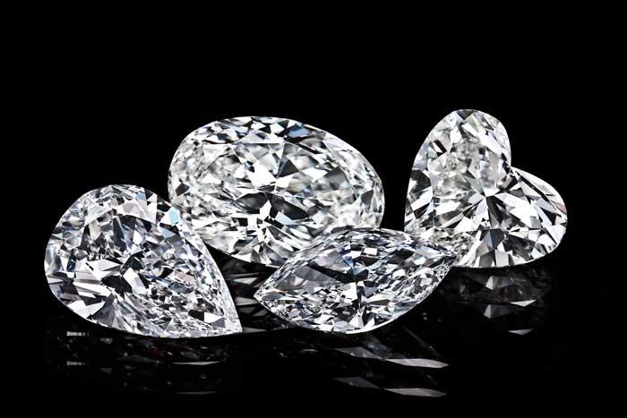 יהלומים מלוטשים של וולקן