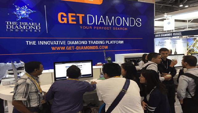 סרטון של מערכת GET-DIAMONDS
