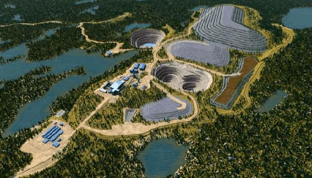 הדמיה - מכרה רנארד