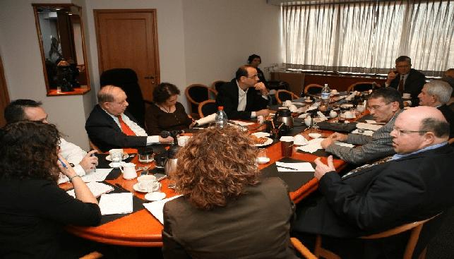 משתתפי הפנאל : שלוש שנים לתהליך קימברלי – הזווית הישראלית