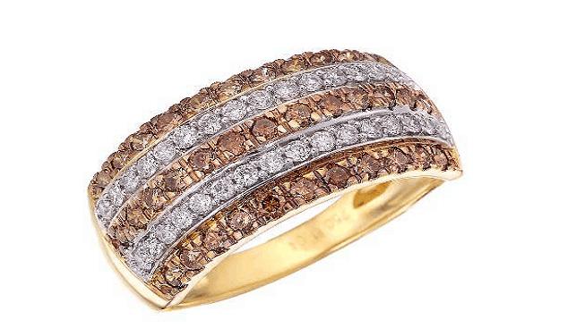 טבעת יהלום של דלומי