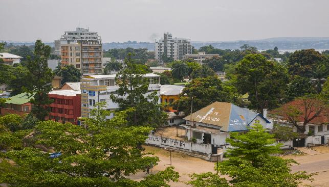 קינשאסה עיר קונגו
