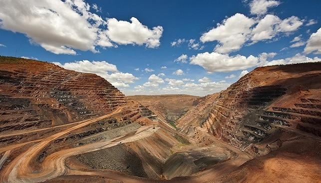 מכרה היהלומים ארגייל