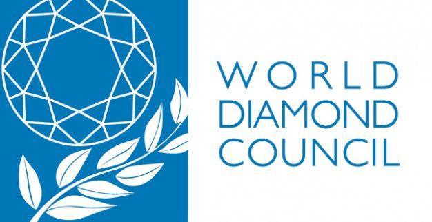 מועצת היהלומים העולמית לוגו