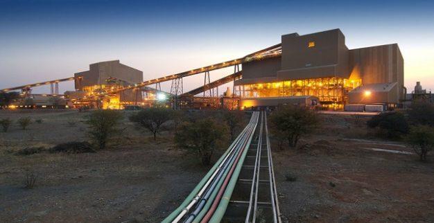 מכרה יהלומים דרום אפריקה