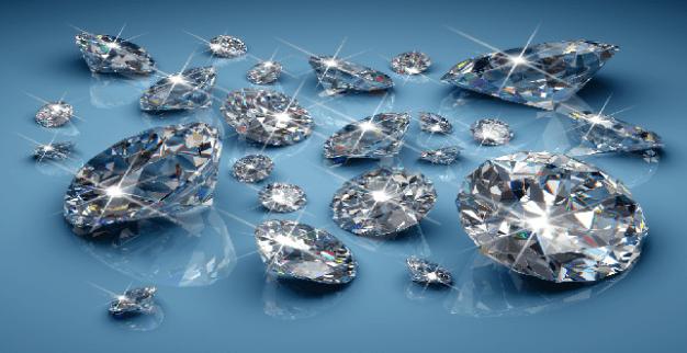 יהלומים מלוטשים