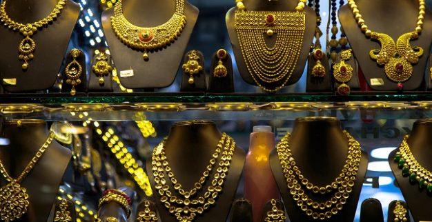 תכשיטי זהב הודו