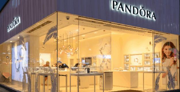 חנות פנדורה בהונג קונג