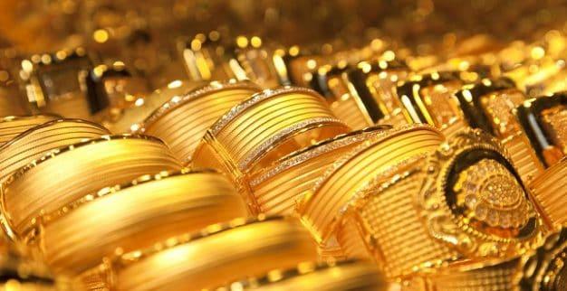 תכשיטי זהב טבעות צמידים
