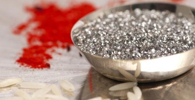 יהלומים מלוטשים ממכרה היהלומים ארגייל של ריו טינטו