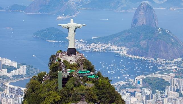 ריו דה ז'נרו, ברזיל