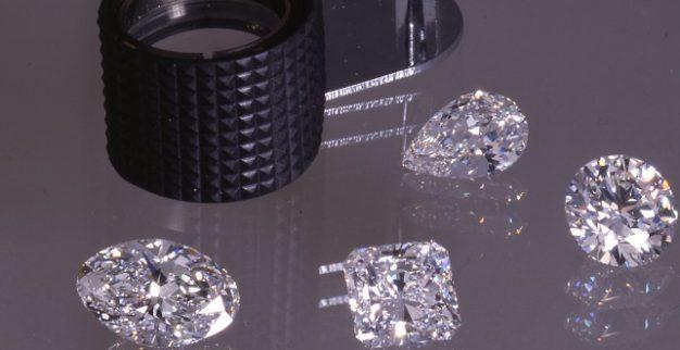 יהלומים מלוטשים אלרוסה רוסיה