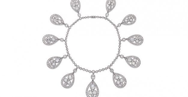 שרשרת יהלומים של קרטייה
