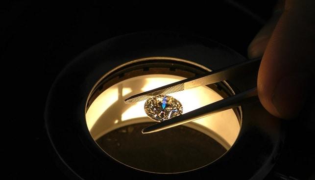 יהלומים במדע