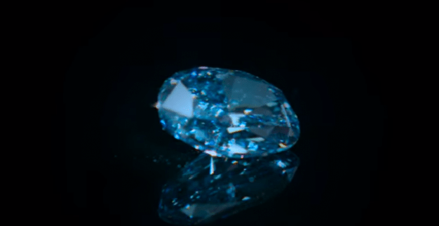 יהלום כחול-עז