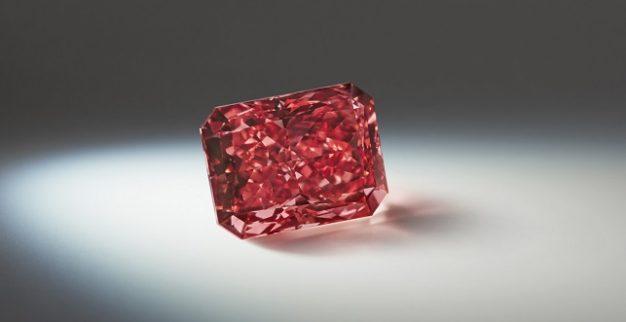 יהלום אדום