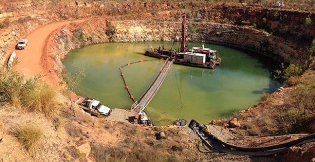 מכרה היהלומים מרלין