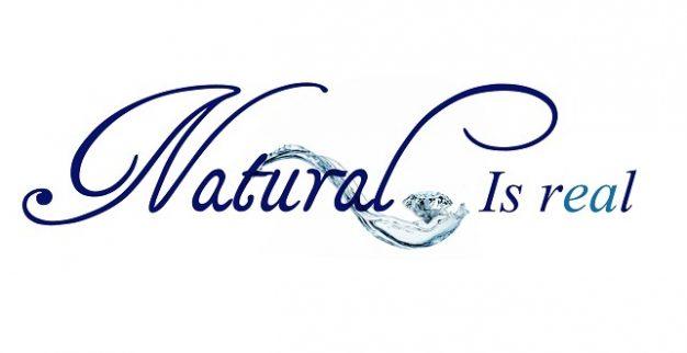 לוגו - Natural is Real