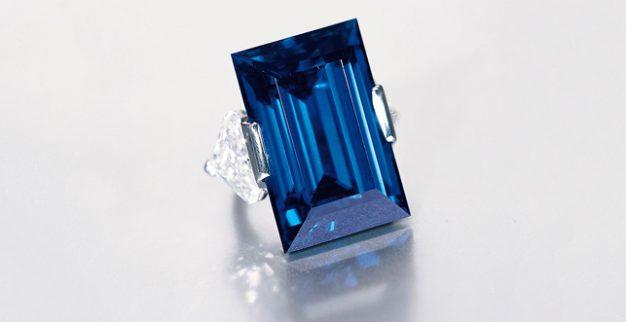 טבעת ספיר רוקפלר