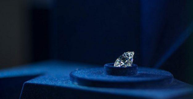 יהלום מלוטש Dynasty של אלרוסה