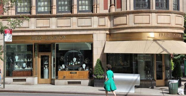 חנות תכשיטים פרד לייטון