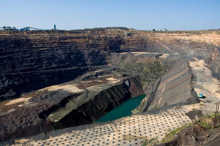 מכרה יהלומים ג'וואננג בוצוואנה