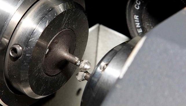 חיתוך ליטוש יהלומים
