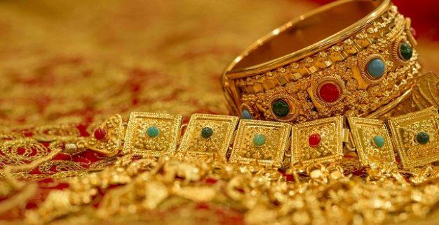 תכשיטי זהב אבני חן