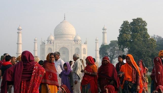 טאג' מהאל הודים הודו