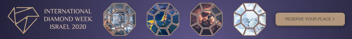 International diamond week Israel 2020
