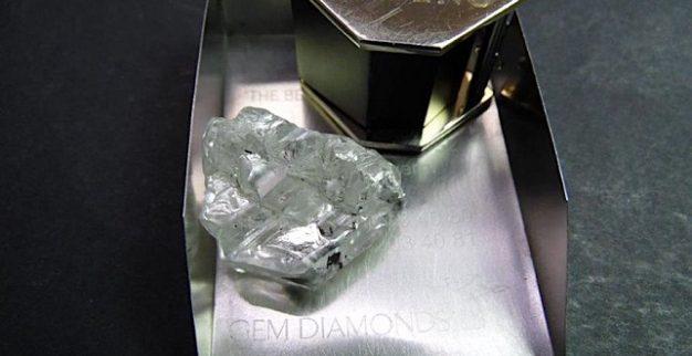 יהלום ענקי 115 קרט