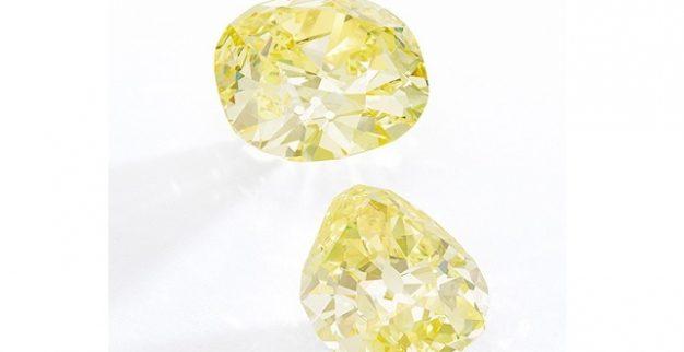 יהלומי דונרסמארק יהלומים צהובים