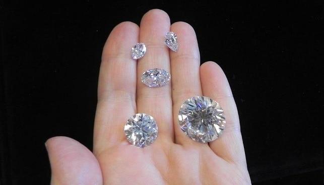 יהלומי שושלת יהלומים גדולים