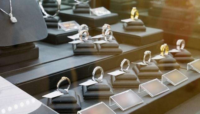 תכשיטי יהלומים חנות תכשיטים