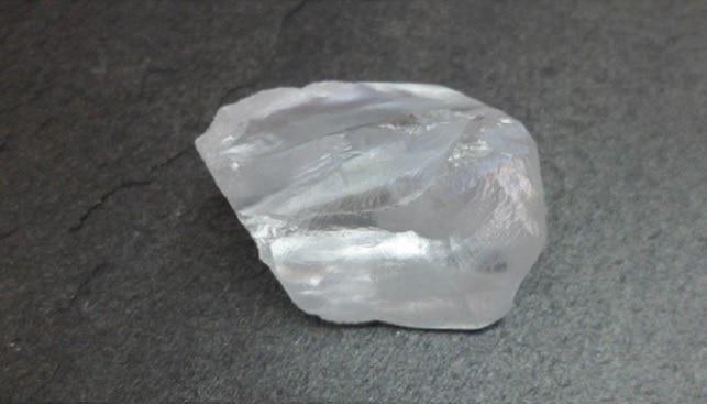 יהלום לבן ענק פטרה