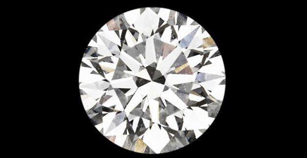 יהלום סינתטי מזויף GIA