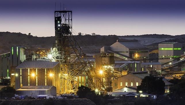 מפעל הפרדה יהלומים קולינן דרום אפריקה