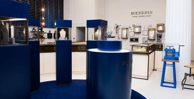 חנות תכשיטים בוצ'רר לונדון