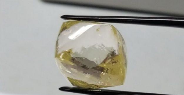 יהלום צהוב גדול אנגולה