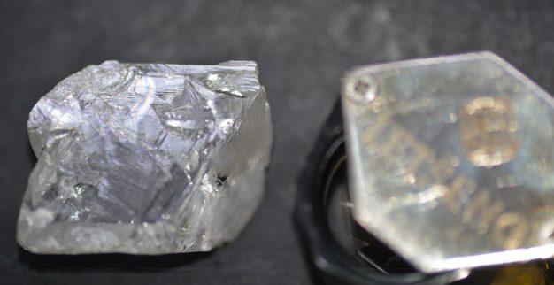 יהלום גלם ענק לסוטו