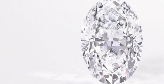יהלום חסר פגמים ענק