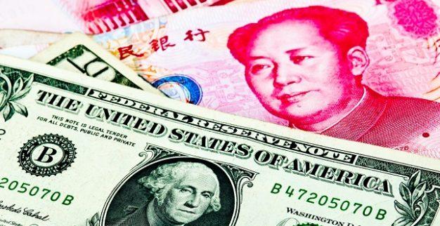 סין יואן דולר ארה